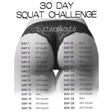 34 Awesome Butt Workouts So You Can Break The Internet With A Selfie, Kim Kardashian Style