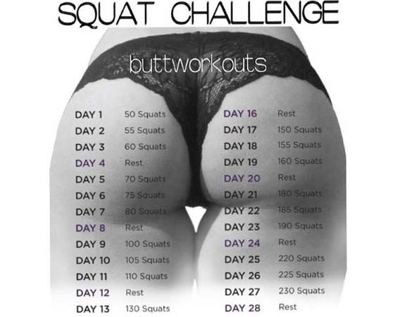 34 Awesome Butt Workouts So You Can Break The Internet With A Selfie, Kim KardashianStyle