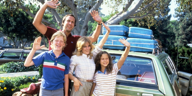 24 Hilarious Things That Happened On Everyone's Childhood FamilyVacation
