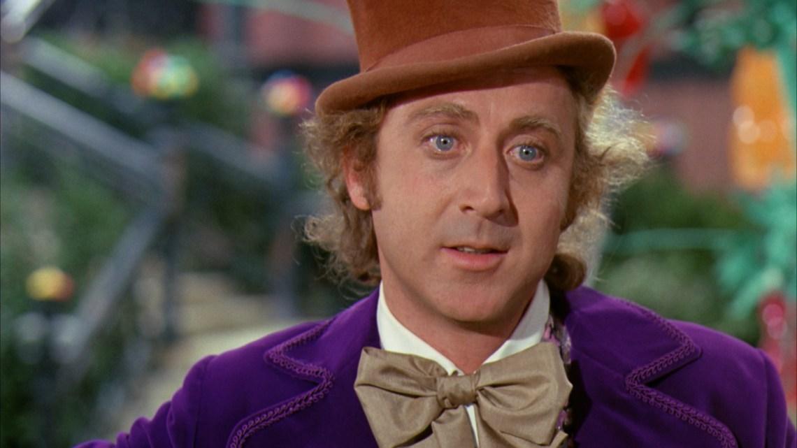 Amazon / Willy Wonka