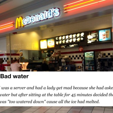 24 Fast Food Workers Share The Most Annoying Thing A Customer Has Ever Done To Them