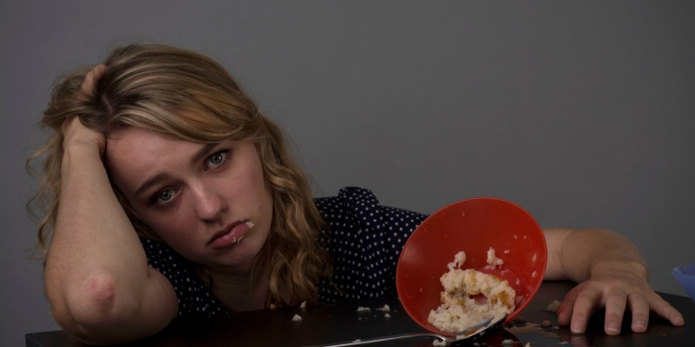 Thoughts From An Eating-Disordered Mind