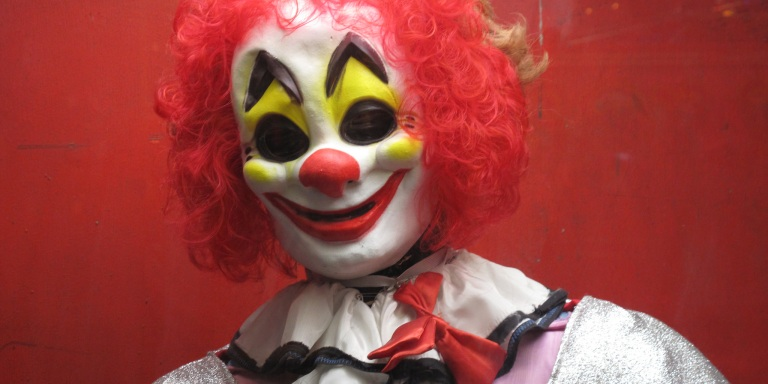 1981 Marked The First Appearance Of 'Phantom Clowns' — And I Think They've Come To GreenvilleCounty