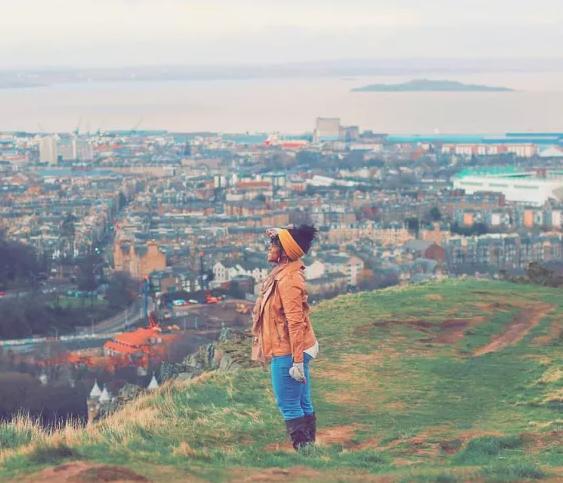 Gloria Atanmo - Edinburgh, Scotland