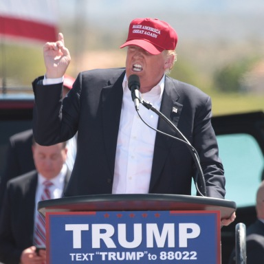 An Open Letter To Mr. Donald J. Trump About What America Really Is