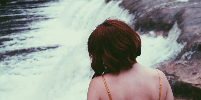 This Is The Brutal Truth About Why You're Afraid To BeHappy