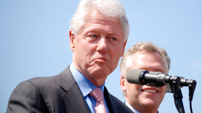 Why Bill Clinton Might Be Responsible For How Donald Trump Is Doing So Well In ThisElection