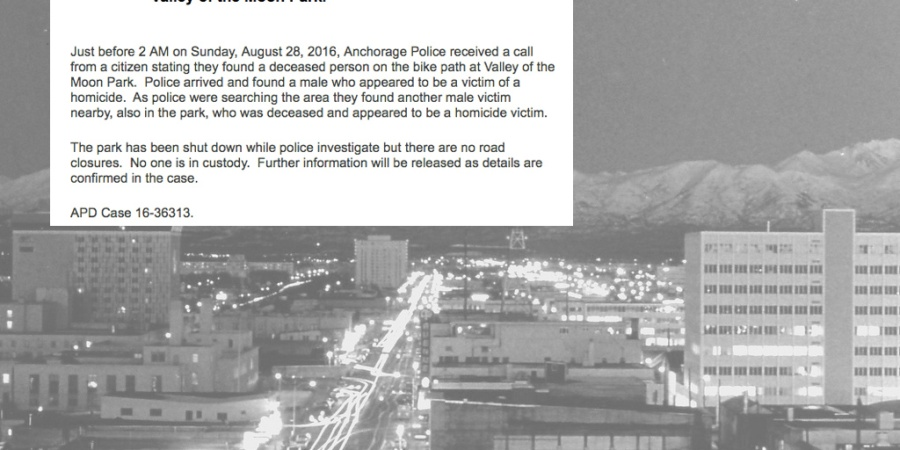 Alaska Gripped In Terror As Possible Serial Killer Jacks Up Homicide Rate In Anchorage