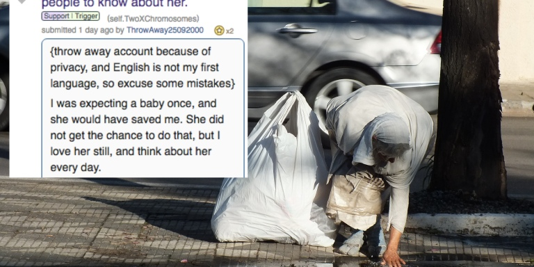Woman Shares Heartbreaking Miscarriage Story On Reddit, And Then All These Others JoinIn
