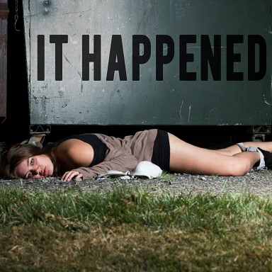 This Haunting Photo Series Shows Exactly Why The Conversation On Sexual Assault Needs To Keep Going (Even After Brock Turner)