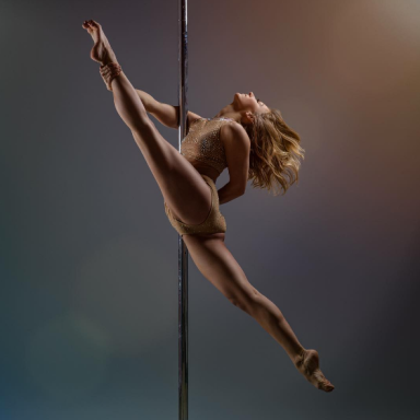 Watch The World's Best Pole Dancer Do Some Insane Things With Her Body
