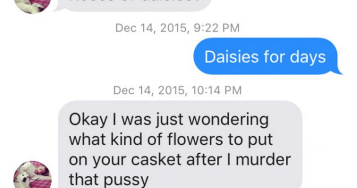 14 Creepy Messages From Fuckboys On Tinder That'll Make You Laugh Your AssOff