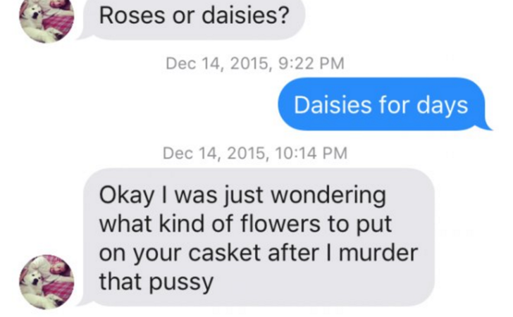 14 Creepy Messages From Fuckboys On Tinder That'll Make You Laugh Your Ass Off