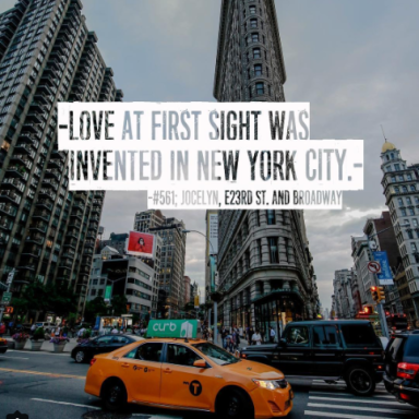 42 True New Yorkers Explain Exactly What They Love About 'The City'