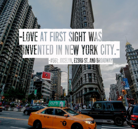 42 True New Yorkers Explain Exactly What They Love About 'TheCity'