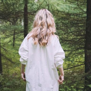 I'm Not Running Away, I'm Wandering