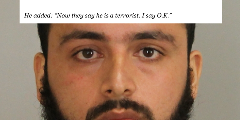 Good Muslim Reports Bad Muslim For Terrorism, Police Do Nothing — Nation Still Blames All Muslims For Terror¯\_(ツ)_/¯