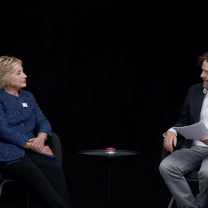 You Need To Watch Hillary Clinton On 'Between Two Ferns' Because It's Hilarious