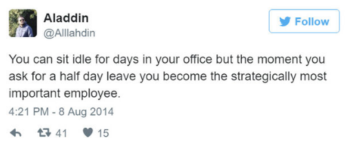 17 Hilarious Tweets About Work That'll Make You Laugh So Hard You'll Forget To Do YourJob