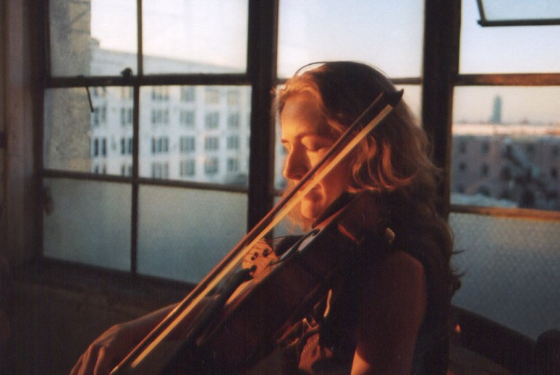 Stephanie Griffin. Image: provided by Momenta Quartet