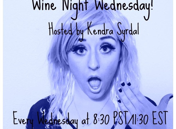Kendra Syrdal Is Going LIVE Tonight To Talk About How To Be AWriter!