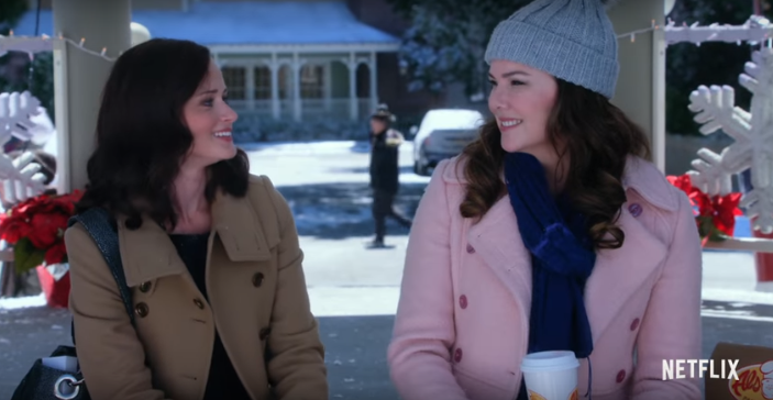The First Gilmore Girls Trailer Is Here And It's Everything We Could Have DreamedOf
