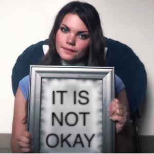 Domestic Violence & Degrading Women Is Not Okay