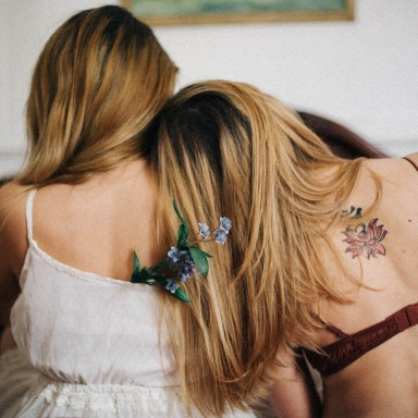 What It Means To Love A Woman Who Doesn't Trust Easily
