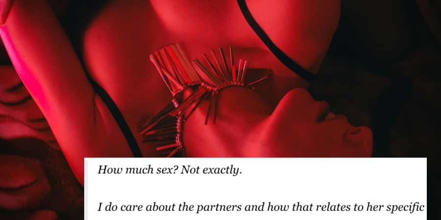 20 Guys Answer, 'Do Men Really Care How Much Sex She's Had?'