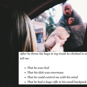 19 Drivers Who Once Picked Up A Hitchhiker Explain How EVERYTHING Went Wrong