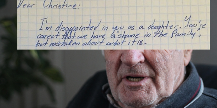 This Grandpa Wrote EPIC Letter To Daughter Who Kicked Her Son Out For Being Gay