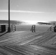 boardwalk-in-winter-bw