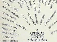 critical-assembling
