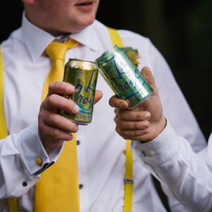 Breaking Down This Hipster Wedding Party Based On Their Assigned La Croix Flavors