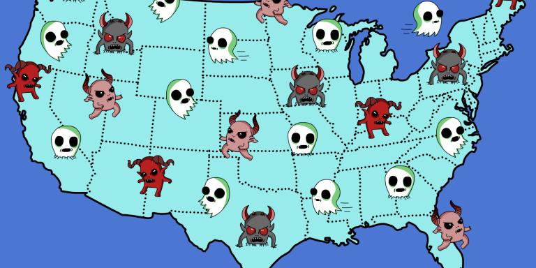 Here's The Creepiest Wikipedia Article From EveryState