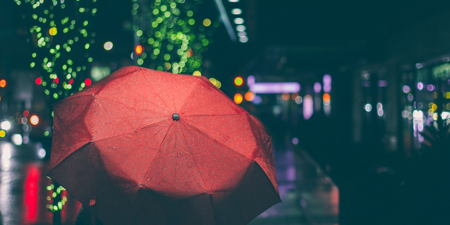 Every Time It Rains, I Think OfYou