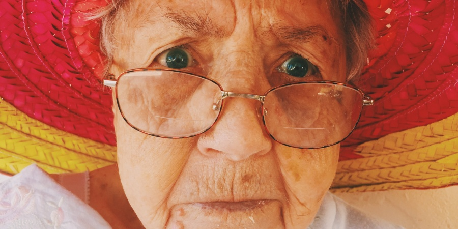 Read This If You Have A Grandparent Who Isn't In Their 'Right Mind'Anymore