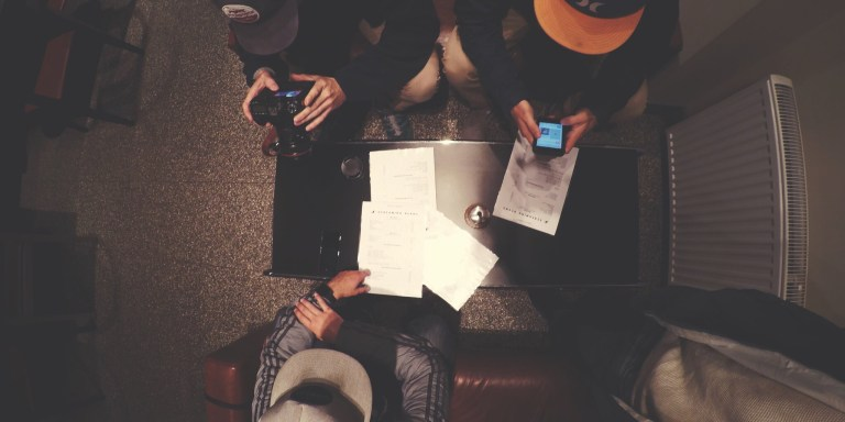 5 Phrases College 'Men' Need To StopUsing