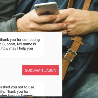 Man Just Wants A F*cking Taxi, Instead He Gets THIS God Awful Customer Service