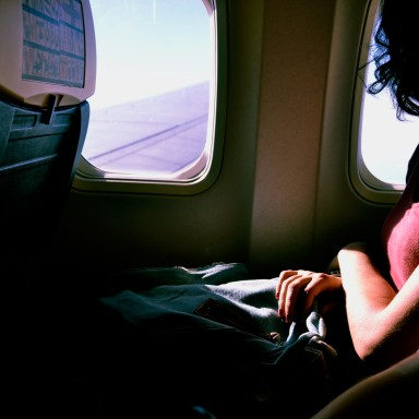 I Want To Be Stuck On A Long Flight With You