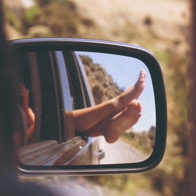 14 Reasons To Slow Down & Be A Happier Driver (If You're An Angry One Like Me)