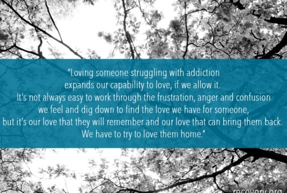6 Family Members Share The Beautiful, Heartaching Truth About Loving Someone With AnAddiction