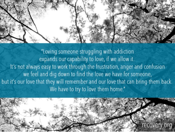 6 Family Members Share The Beautiful, Heartaching Truth About Loving Someone With An Addiction