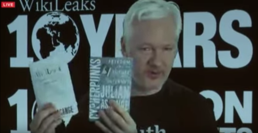 Excited Trump Supporters Are PISSED At Julian Assange After He Totally Trolls Them On #OctoberSurprise