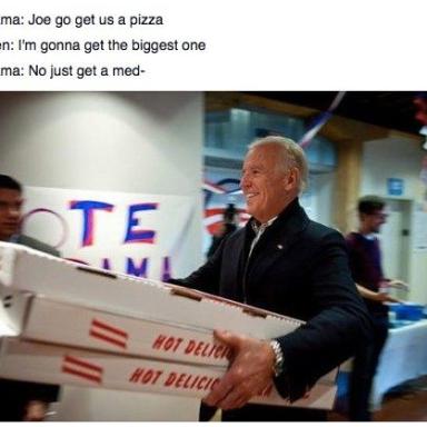 13 Hilarious Joe Biden Memes That'll Make You Wish He Was Running For President