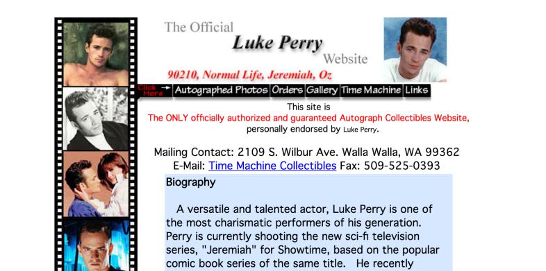 lukeperry.com