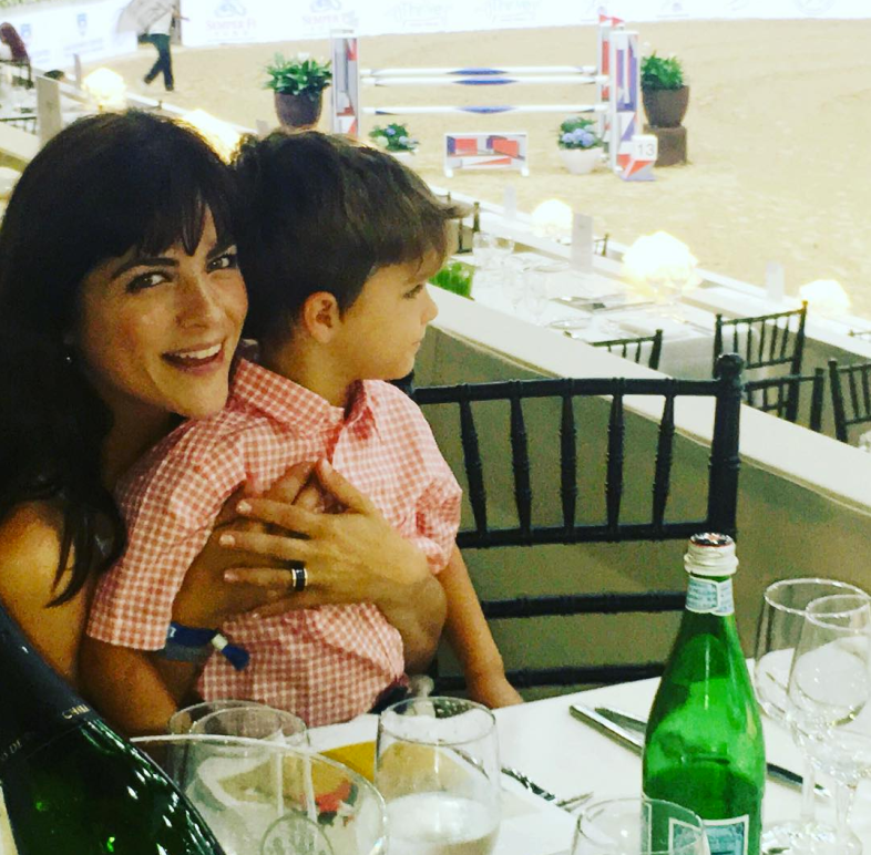 Selma Blair's Instagram