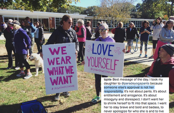 Sad, Weird Old Man Writes Letter To Women Who Wear Yoga Pants In Public, Gets The Epic Takedown He TrulyDeserves