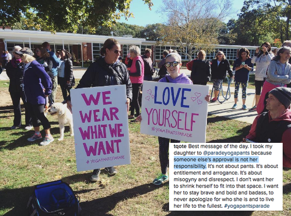 Sad, Weird Old Man Writes Letter To Women Who Wear Yoga Pants In Public, Gets The Epic Takedown He Truly Deserves