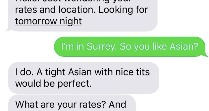 This Wife Kept Getting Texts Looking For Hookers, So Her Husband Decides To StartResponding